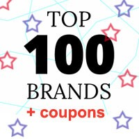 Top 100 Brands Aliexpress Promotion and coupons