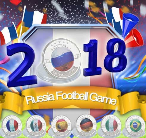 2018 FIFA World Cup Aliexpress Sports Souvenirs