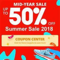 Summer sale 2018 / Mid-Year Sale 2018 Aliexpress