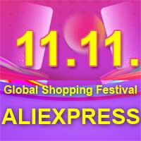 AliExpress 11.11 Global Shopping Festival 2018