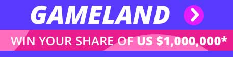 Gameland aliexpress 1111 Global Shopping Festival 2018