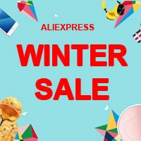Winter Sale 2019 Aliexpress