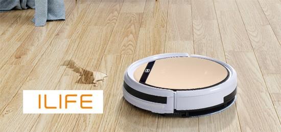 TOP 10 BRANDS ALIEXPRESS 2017-2018 robot-cleaner