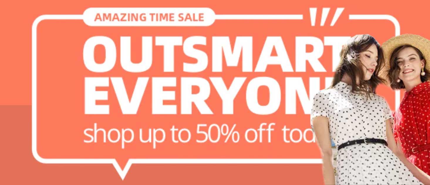 Amazin Time Sale aliexpress