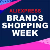 Brands shopping week aliexpress 2019