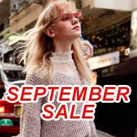 September sale on AliExpress / Shop with select coupons