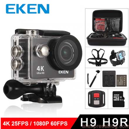 Action Camera Ultra HD 4K Sale Aliexpress 11.11. Best Deals