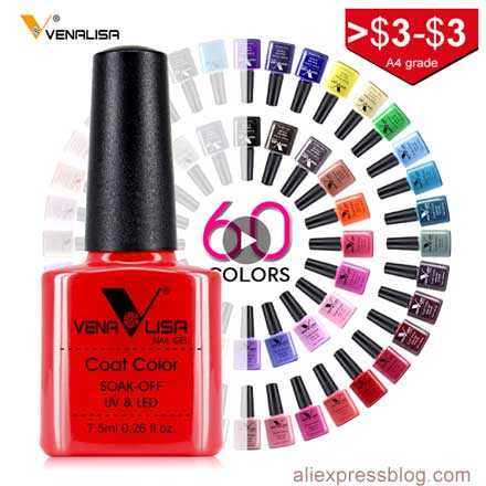 Gel Nail Polish -Aliexpress 11.11. Best Deals