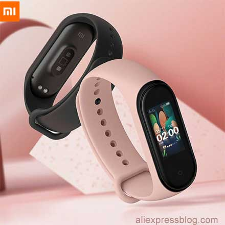 Xiaomi Mi Band 4 aliexpress