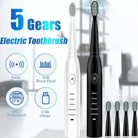 Electric Toothbrush on AliExpress buy now