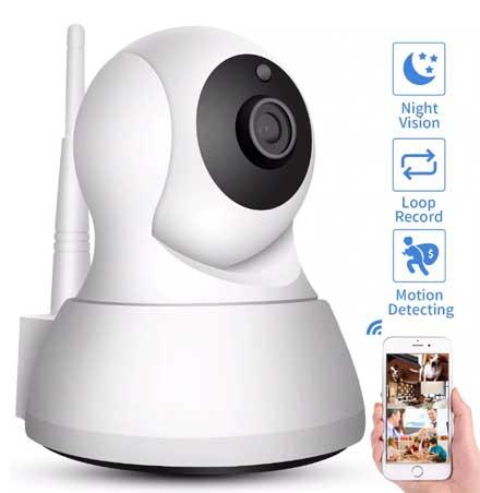 Security IP Camera Wireless Smart WiFi AliExpress