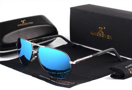 Polarized sunglasses on AliExpress