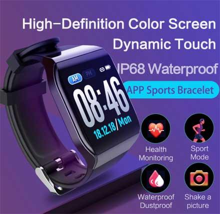 Smartwatch Smart Bracelet Band AliExpress