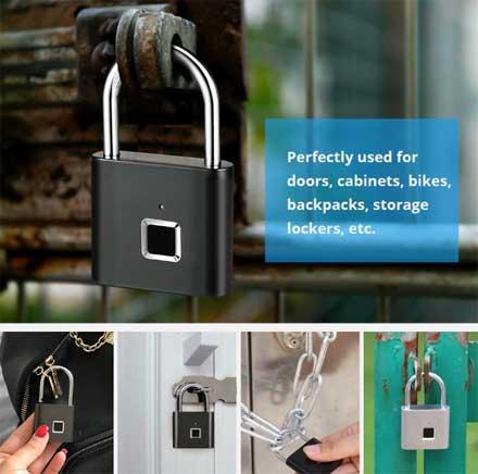 Smart lock AliExpress