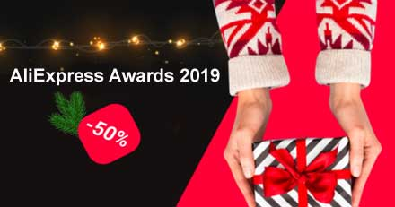 AliExpress Awards 2019 Big Sale SAVE ON TOP BRANDS