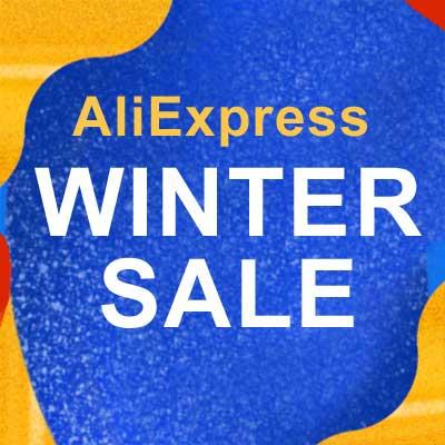 2020 AliExpress Winter Sale