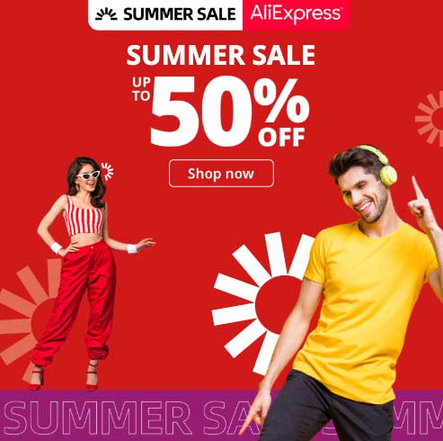 The 1000 best products on sale for AliExpress Summer Sale June 2020