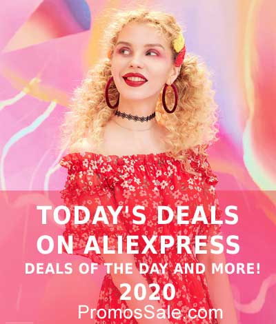 Seller's promo codes on Aliexpress