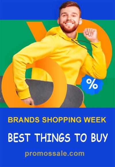 Best Things to Buy - Brands Shopping Week on AliExpress 2020