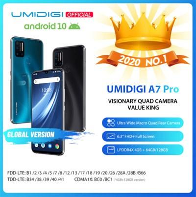 UMIDIGI A7 Pro Sale AliExpress