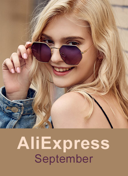 AliExpress Coupons, Promo Codes and Deals September 2020