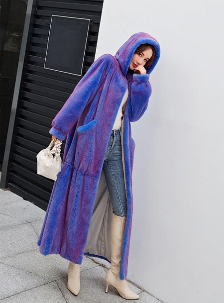 Long fur coat buy in China on Aliexpress with free shipping