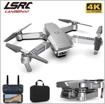 Mini Drone Wide Angle 4K 1080P WiFi FPV Camera