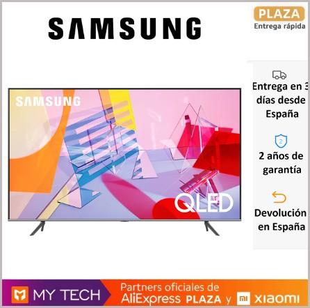 Samsung Q64T Q60R Q60T Smart TV Buy on Aliexpress
