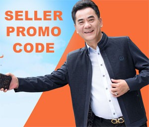 SELLER PROMO CODE ON ALIEXPRESS