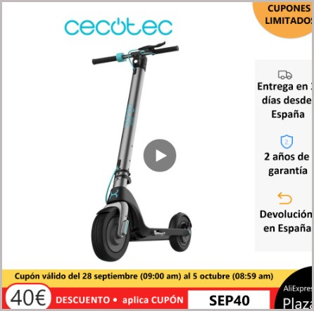 Urban Electric Scooter for Adult Buy on Aliexpress