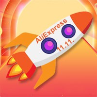 When does 11.11 2020 start AliExpress?