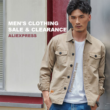 Men's Clothing Sale & Clearance | AliExpress Sale 2020