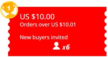 Get Extra AliExpress Bonus US $ 10 on AliExpress free