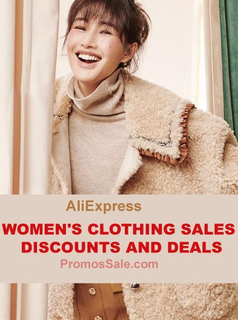 Best Women's Clothing Deals Aliexpress 11.11 sale