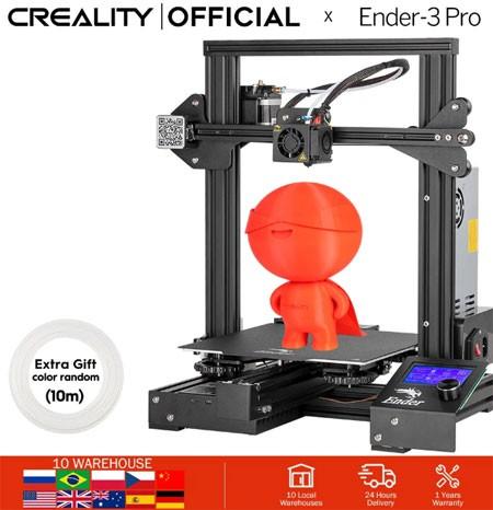 CLASSIC 3D PRINTER Ender-3 Pro Sale AliExpress