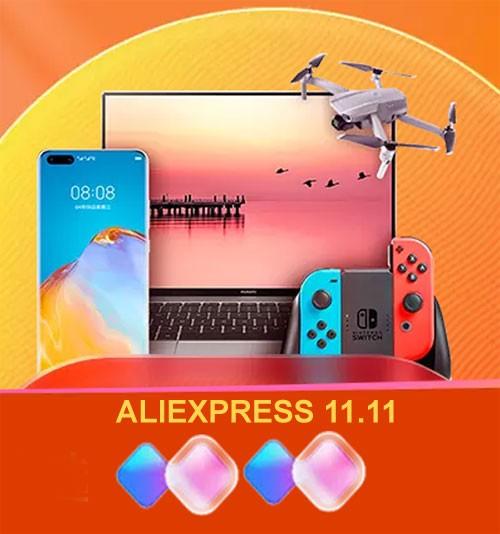 Best Aliexpress 11.11 deals 2020 fast delivery Bestseller