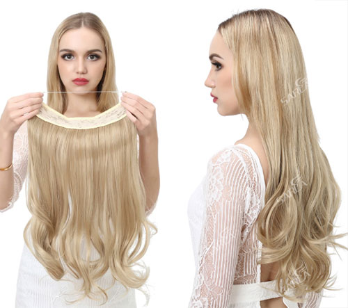 Hair extensions buy on Aliexpress in Europe with fast delivery