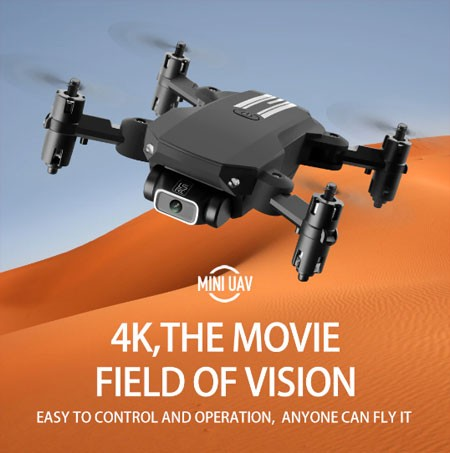 Mini drone 4K 1080P HD Camera WiFi buy on Aliexpress in Europe with fast delivery without customs clearance