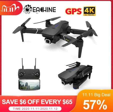Quadcopter Drone Best Aliexpress 11.11 deals 2020 fast delivery Bestseller