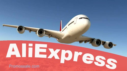 What are supported shipping methods on AliExpress?