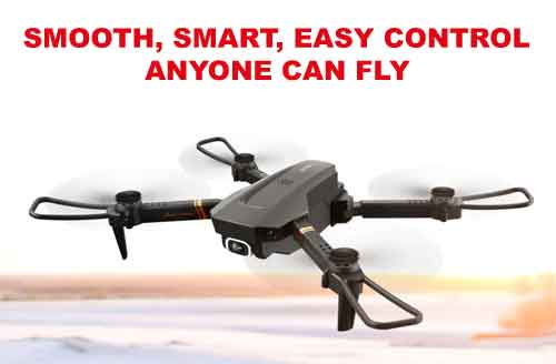 AliExpress Winter Sale 50% off V4 Rc Drone 4k HD