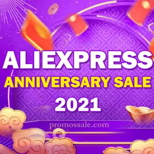 AliExpress Anniversary Sale 2021 Birthday Sale 2021: 11th Anniversary