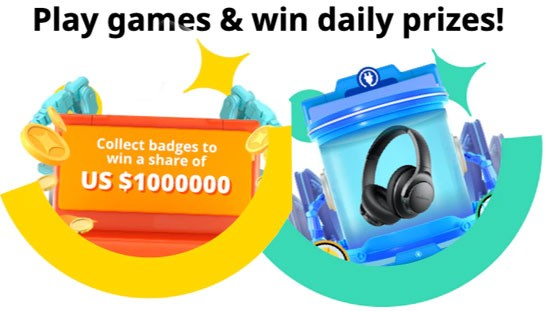 AliExpress Anniversary Sale Play games & win daily prizes!
