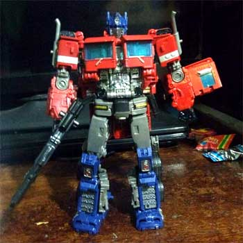 Transformers Toys Heroic Optimus Prime Action Figure Buy