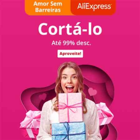 Grande promoção no Aliexpress para brasileir